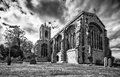 Castle Ashby Church Royalty Free Stock Photo