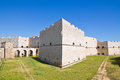 Castle of Barletta. Puglia. Italy. Royalty Free Stock Photography