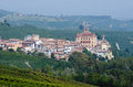 The castle of barolo piedmont north italy Royalty Free Stock Photography