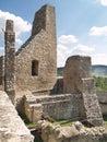 Castle of Beckov - Oldest part of fortification