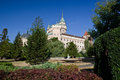 Castle bojnice slovakia beautiful in europe Stock Photos