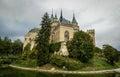Castle in Bojnice, Slovakia