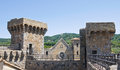Castle of Bolsena. Lazio. Italy. Royalty Free Stock Photography