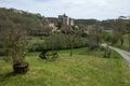 The Castle Of Bonaguil - Lot E...