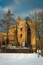 Castle Brederode Stock Photography