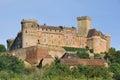 Castle of Castelnau-Bretenoux, Prudhomat, France Royalty Free Stock Photo