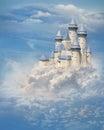 Hrad v mraky