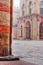 Castle Column Architecture Det...