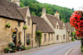 Castle Combe Royalty Free Stock Images