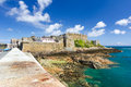 Castle Cornet Royalty Free Stock Photo