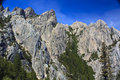 Castle Crags Royalty Free Stock Photo