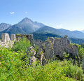Castle Ehrenberg Royalty Free Stock Image