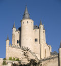 Castle fo Segovia Royalty Free Stock Photography