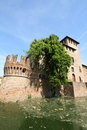 Castle of Fontanellato Royalty Free Stock Photo