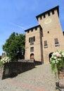 Castle of Fontanellato Royalty Free Stock Photo
