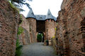 Castle gate Royalty Free Stock Photo