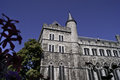Castle of gerald the devil is a building in belgian city ghent Royalty Free Stock Images
