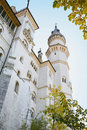 Castle in Germany Royalty Free Stock Image