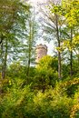 Castle Greifenstein in the Wood