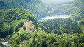 Castle hohenschwangau an image of the beautiful in bavaria germany Stock Images