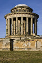 Castle Howard Mausoleum - England Royalty Free Stock Photography