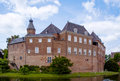 Castle huis bergh in heerenberg s limburg province the netherlands Royalty Free Stock Images