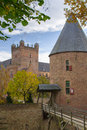 Castle huis bergh s heerenberg gelderland netherlands tower of middle ages in in holland the Stock Photography