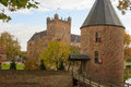 Castle huis bergh s heerenberg gelderland netherlands tower of middle ages in in holland the Royalty Free Stock Images