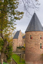 Castle huis bergh s heerenberg gelderland netherlands tower of middle ages in in holland the Stock Images