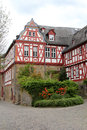 Castle of Idstein, Germany. Royalty Free Stock Photo