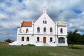 Castle kapetanovo captain s serbia august was built by bishop hybro bela years the is located along the road way Royalty Free Stock Image