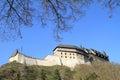 Castle Karlstejn Royalty Free Stock Photo