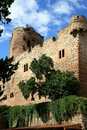 Castle in Kintzheim – Alsace, France Stock Photography