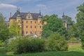 Castle Kliczków. Royalty Free Stock Photo