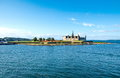 Castle of Kronborg, Royalty Free Stock Photo