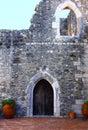 Castle, Leiria, Portugal Royalty Free Stock Photo