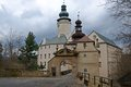 Castle lemberk in northern bohemia czech republic Royalty Free Stock Photography