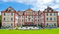 Castle on Mainau Island Royalty Free Stock Photography