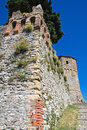 Castle of Montebello. Emilia-Romagna. Italy. Stock Photos