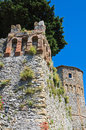Castle of Montebello. Emilia-Romagna. Italy. Stock Images
