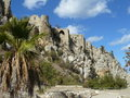 Castle - Northern Cyprus Royalty Free Stock Photos