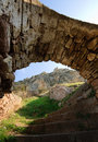 Castle Palamidi, Nafplio, Greece Royalty Free Stock Photos