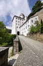 Castle in passau bavaria germany may Stock Photos