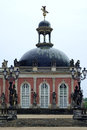 Castle of Potsdam, Germany Stock Images