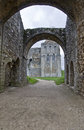 Castle Rising Royalty Free Stock Photo