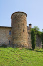 Castle of Rivalta. Emilia-Romagna. Italy. Stock Photos