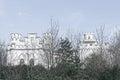 Castle in Rusovce Slovakia
