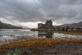 A castle in Scotland Royalty Free Stock Photography