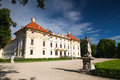 Castle in Slavkov Royalty Free Stock Photo