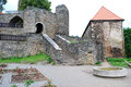 Castle Svojanov, Czech republic Royalty Free Stock Photo